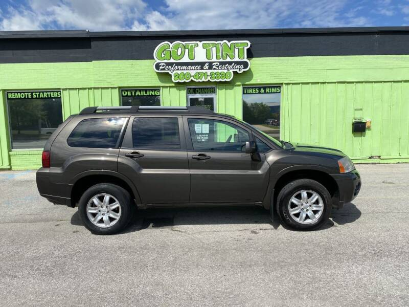 2010 Mitsubishi Endeavor for sale at GOT TINT AUTOMOTIVE SUPERSTORE in Fort Wayne IN