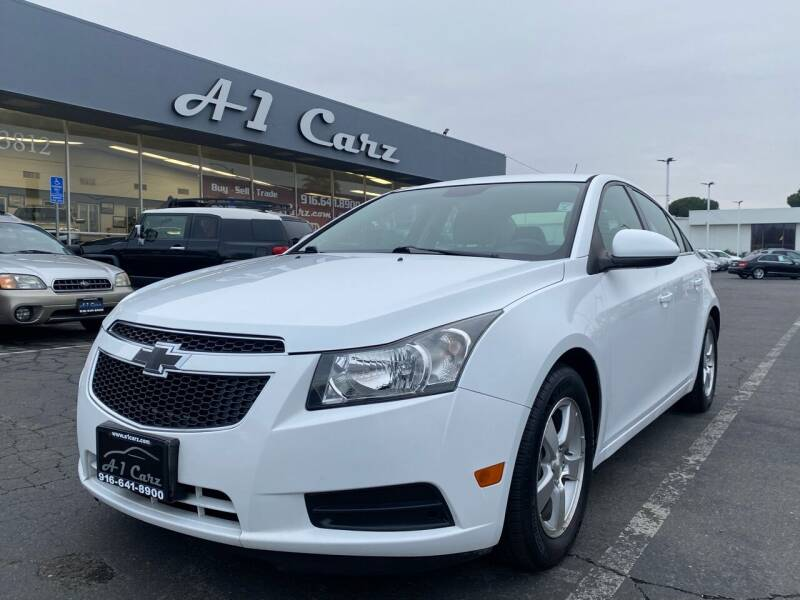 2013 Chevrolet Cruze for sale at A1 Carz, Inc in Sacramento CA