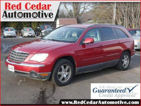 2007 Chrysler Pacifica for sale at Red Cedar Automotive in Menomonie WI