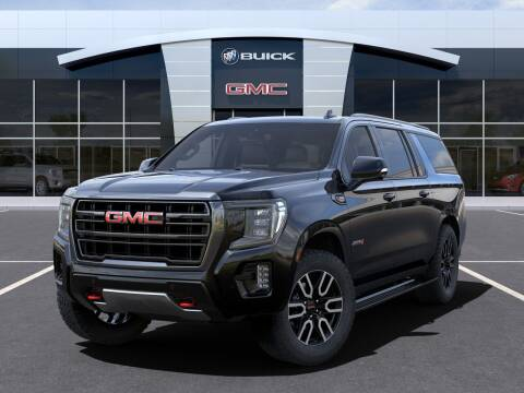 2021 GMC Yukon XL for sale at COYLE GM - COYLE NISSAN - New Inventory in Clarksville IN