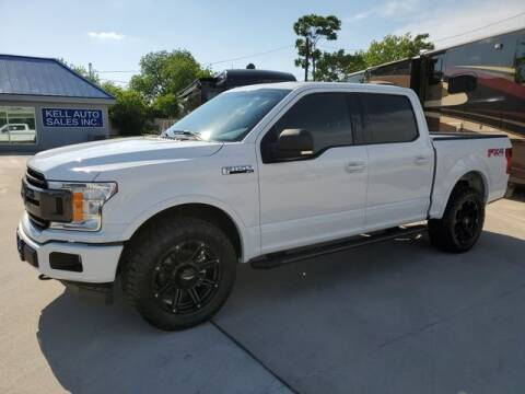 2018 Ford F-150 for sale at Kell Auto Sales, Inc in Wichita Falls TX