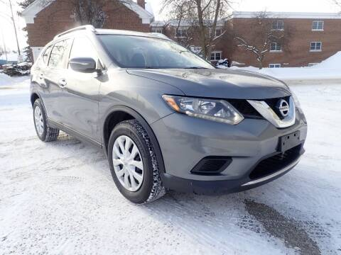 2015 Nissan Rogue for sale at Marvel Automotive Inc. in Big Rapids MI