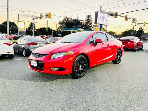 2012 Honda Civic for sale at LotOfAutos in Allentown PA