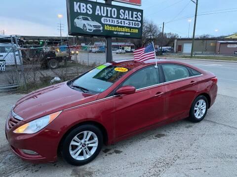 2013 Hyundai Sonata for sale at KBS Auto Sales in Cincinnati OH