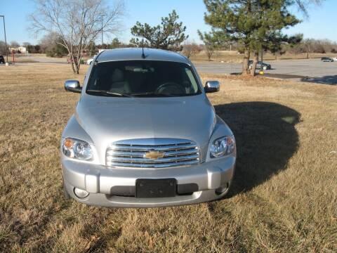 2009 Chevrolet HHR for sale at Jim Tawney Auto Center Inc in Ottawa KS