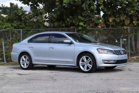 2015 Volkswagen Passat for sale at No 1 Auto Sales in Hollywood FL