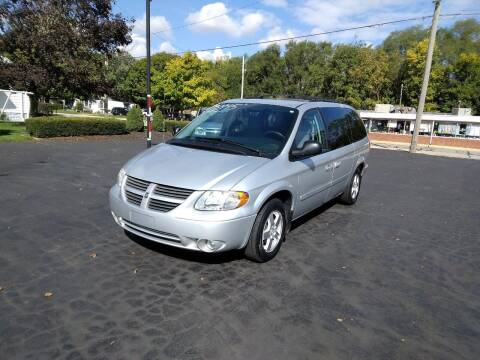 2007 Dodge Grand Caravan for sale at Keens Auto Sales in Union City OH