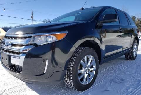 2011 Ford Edge for sale at Hilltop Auto in Prescott MI