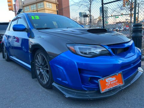 2013 Subaru Impreza for sale at TOP SHELF AUTOMOTIVE in Newark NJ