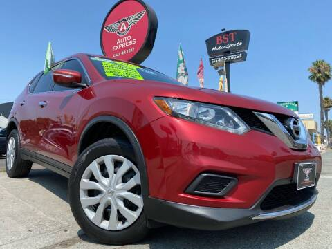 2015 Nissan Rogue for sale at Auto Express in Chula Vista CA