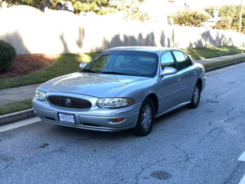 2003 Buick LeSabre for sale at Two Brothers Auto Sales in Loganville GA