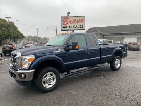 2015 Ford F-250 Super Duty for sale at Bravo Auto Sales in Whitesboro NY