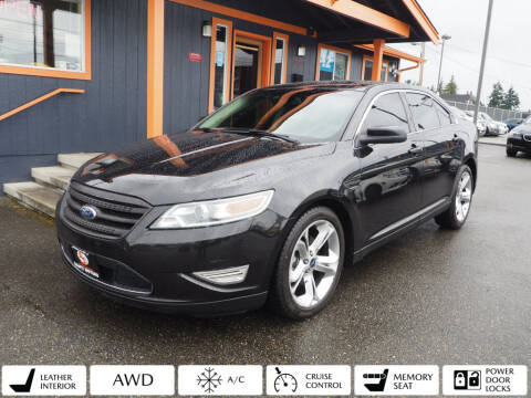 2010 Ford Taurus for sale at Sabeti Motors in Tacoma WA