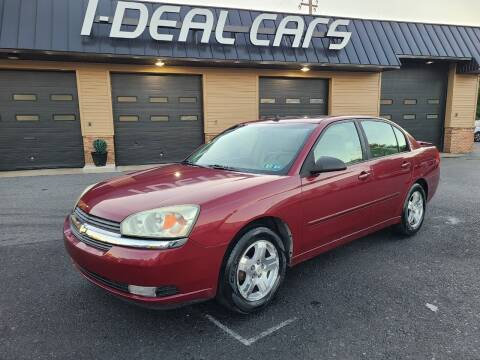 2005 Chevrolet Malibu for sale at I-Deal Cars in Harrisburg PA