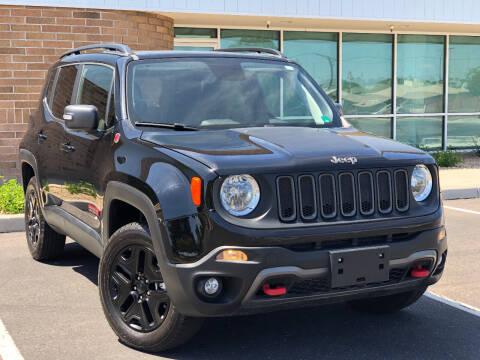 2018 Jeep Renegade for sale at AKOI Motors in Tempe AZ