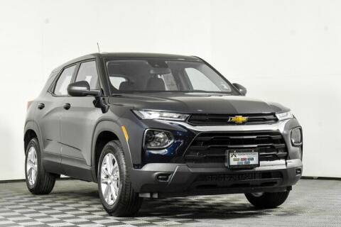 2021 Chevrolet TrailBlazer for sale at Washington Auto Credit in Puyallup WA