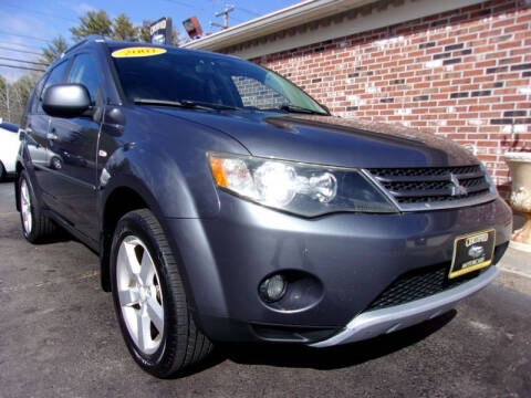 2007 Mitsubishi Outlander for sale at Certified Motorcars LLC in Franklin NH