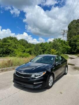 2016 Kia Optima for sale at Dependable Motors in Lenoir City TN