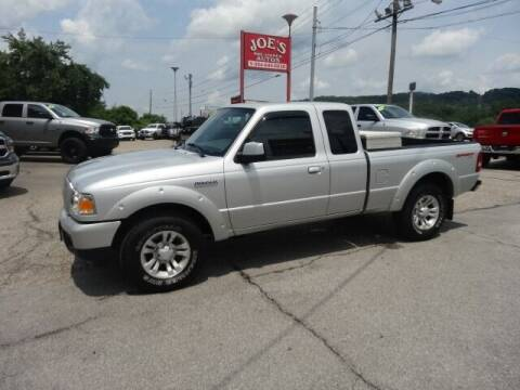 2011 Ford Ranger for sale at Joe's Preowned Autos in Moundsville WV