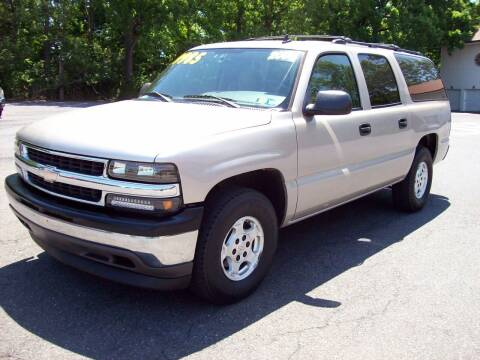 2006 Chevrolet Suburban for sale at Clift Auto Sales in Annville PA