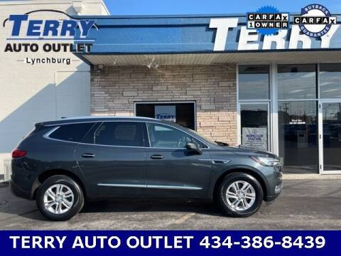 2019 Buick Enclave for sale at Terry Auto Outlet in Lynchburg VA