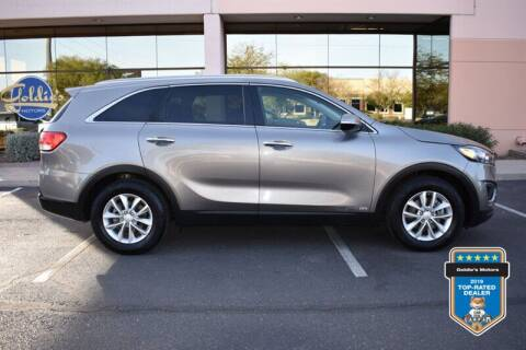 2016 Kia Sorento for sale at GOLDIES MOTORS in Phoenix AZ