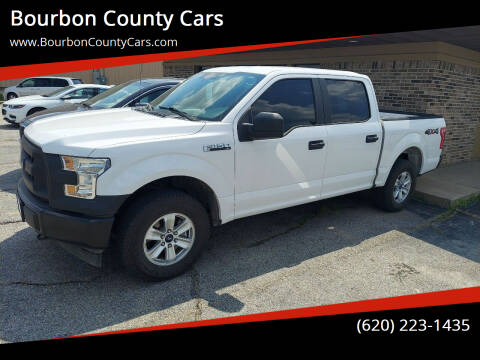 2017 Ford F-150 for sale at Bourbon County Cars in Fort Scott KS