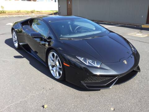 2015 Lamborghini Huracan for sale at International Motor Group LLC in Hasbrouck Heights NJ