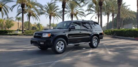 2002 Toyota 4Runner for sale at Alltech Auto Sales in Covina CA