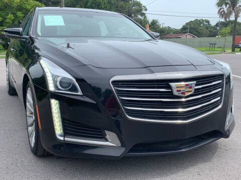 2016 Cadillac CTS for sale at Consumer Auto Credit in Tampa FL