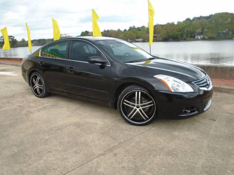 2011 Nissan Altima for sale at Lake Carroll Auto Sales in Carrollton GA