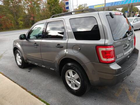 2009 Ford Escape for sale at 100 Motors in Bechtelsville PA