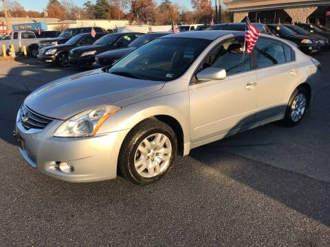 2010 Nissan Altima for sale at Mega Autosports in Chesapeake VA