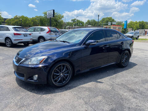 2010 Lexus IS 350 for sale at BWK of Columbia in Columbia SC