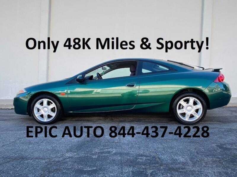 2001 Mercury Cougar for sale in Irwindale, CA