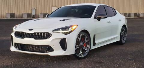 2019 Kia Stinger for sale at BAC Motors in Weslaco TX
