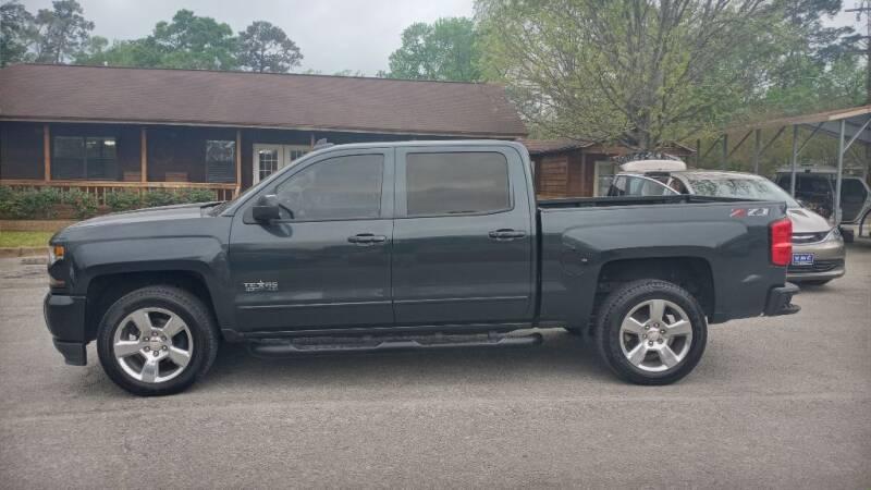 2018 Chevrolet Silverado 1500 for sale at Victory Motor Company in Conroe TX
