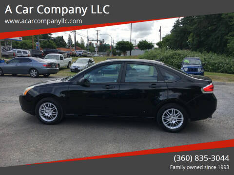 2010 Ford Focus for sale at A Car Company LLC in Washougal WA