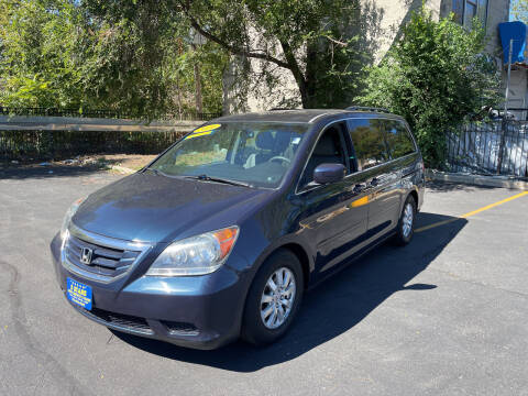 2010 Honda Odyssey for sale at 5 Stars Auto Service and Sales in Chicago IL