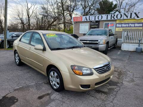 2009 Kia Spectra for sale at Auto Tronix in Lexington KY