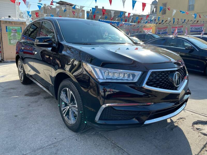 2017 Acura MDX for sale at Elite Automall Inc in Ridgewood NY