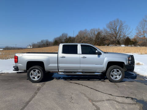 2015 Chevrolet Silverado 2500HD for sale at V Automotive in Harrison AR