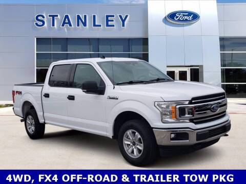 2019 Ford F-150 for sale at Stanley Ford Gilmer in Gilmer TX