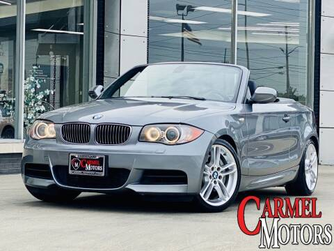 2011 BMW 1 Series for sale at Carmel Motors in Indianapolis IN