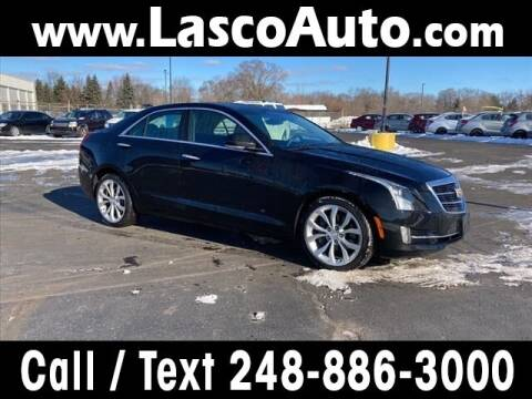 2016 Cadillac ATS for sale at Lasco of Waterford in Waterford MI
