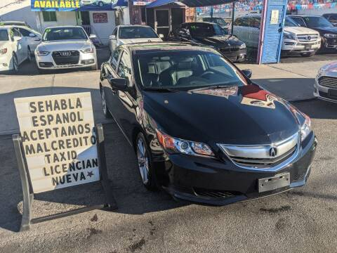 2014 Acura ILX for sale at Cedano Auto Mall Inc in Bronx NY