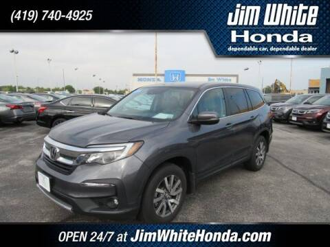 2020 Honda Pilot for sale at The Credit Miracle Network Team at Jim White Honda in Maumee OH