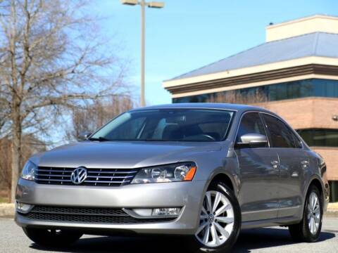2013 Volkswagen Passat for sale at Carma Auto Group in Duluth GA