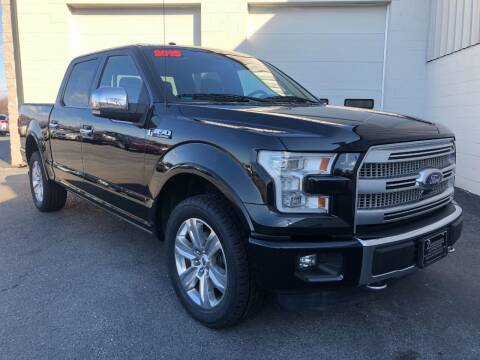 2015 Ford F-150 for sale at Zimmerman's Automotive in Mechanicsburg PA
