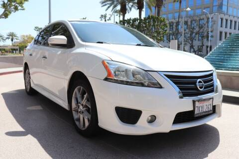 2015 Nissan Sentra for sale at Newport Motor Cars llc in Costa Mesa CA